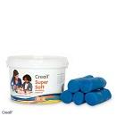 Creall -Super soft Knete blau 1750g