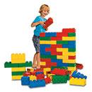 LEGO Soft Steine Set
