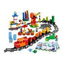 LEGO DUPLO Mathe Zug Eisenbahn