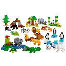 Lego Duplo Wildtiere Set