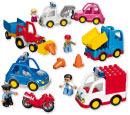 LEGO DUPLO  Multi Fahrzeuge Set