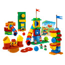 Lego® Education DUPLO® Experimentieren Kugelbahn Forschen