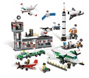 LEGO Weltraum und Flughafen Set