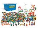 LEGO Stadt & Gemeinde, Grund-und Bauelemente Set