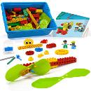 LEGO DUPLO Erste einfache Maschinen Bausatz / Frühe Technik Set Duplo  # 9656