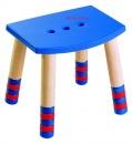 HABA Hocker Puck, blau # 2919