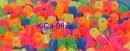 HAMA Perlen 6000 Neon bunt # 20551