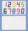 HAMA Stiftplatte Zahlen # 273