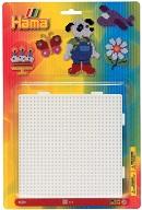 HAMA Stiftplatten zum Zusammenstecken quadratisch 4er Set  # 4553