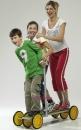 Holz-Hoerz Familien-Pedalo