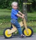 Holz-Hoerz Laufrad Pedo-bike