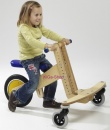 "Holz-Hoerz Pedo-Bike ""S"" air Lauf-3-Rad"