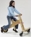"Holz-Hoerz Pedo-Bike ""S"" air Lauf-3-Rad XL"