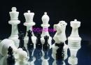 rolly toys Große Schachfiguren für Draußen # 218707