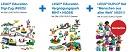 LEGO  Education DUPLO Digi-Zug + Vergnügungspark MINT + Menschen aus aller Welt