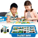 LEGO Education WeDo 2.0 Grund-Set  inkl. Software Bluetooth Milo
