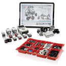 LEGO Education MINDSTORMS EV3 Basis-Set mit intelligentem EV3-Baustein