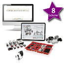LEGO Mindstorms Education EV3 Komplettpaket Basis Set für 8 Schüler